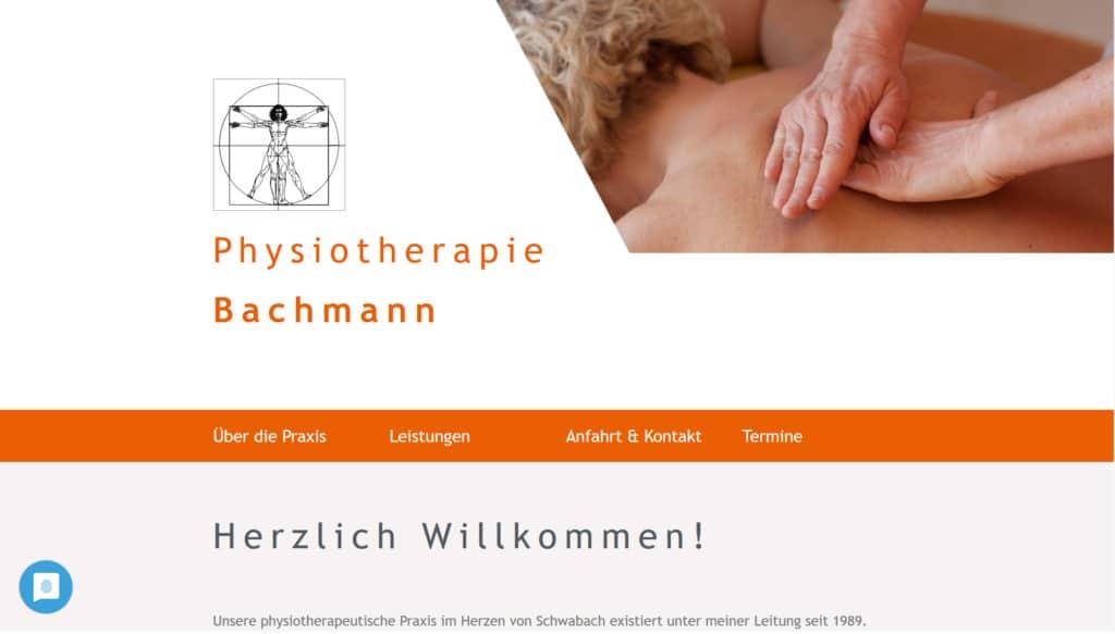 Physiotherapie Bachmann