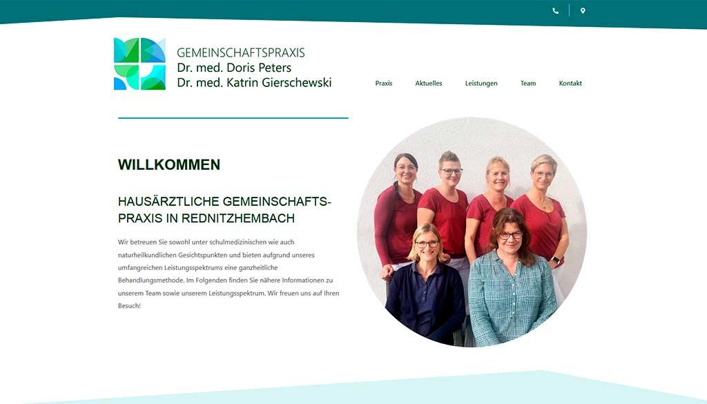 Dr. Peters und Dr. Gierschewski