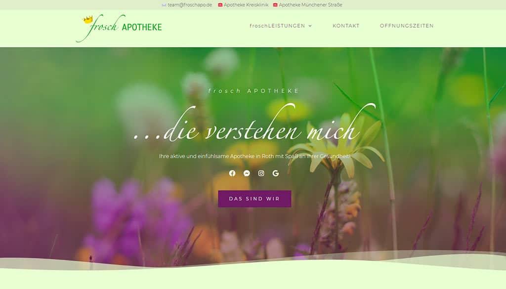 Frosch Apotheke Roth