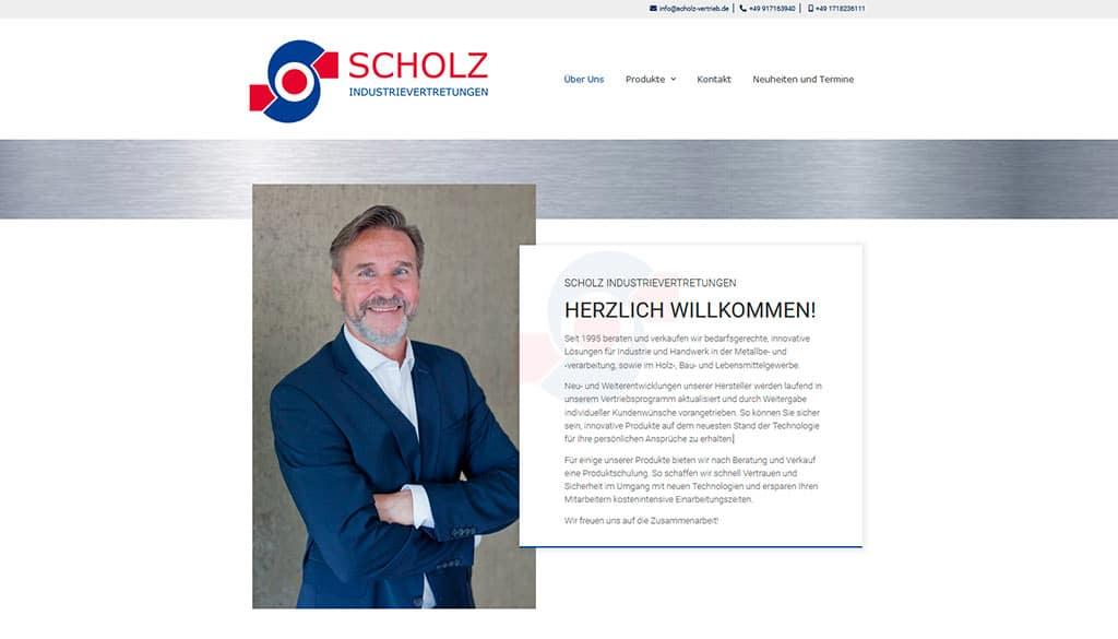 Scholz Industrievertretungen